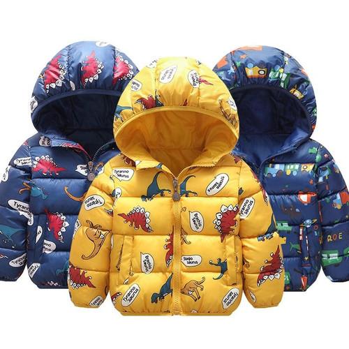 Baby Kids Jackets 2019 Autumn Winter Children Boys Girls Jacket