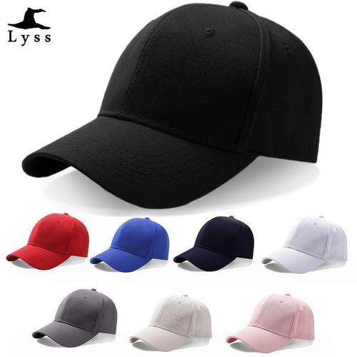 Plain Solid Color Baseball Caps 22 Multicolor Men Women  caps