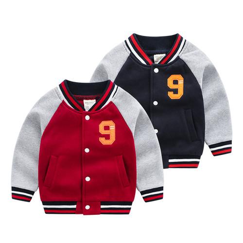 Gorgeous Autumn Jacket For Kids Children Boys Girls