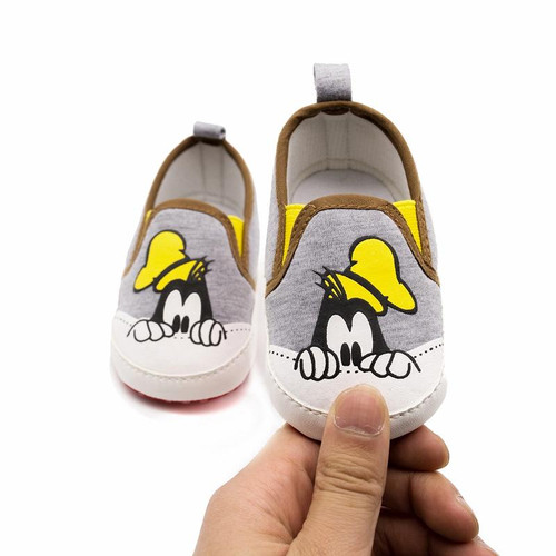 Newborn boy sneakers Baby Shoes bebe Soft  Sole Cotton Toddler  Infant Little Kid bebe Sapatos size 11-13 cm R9086 - Joelinks store