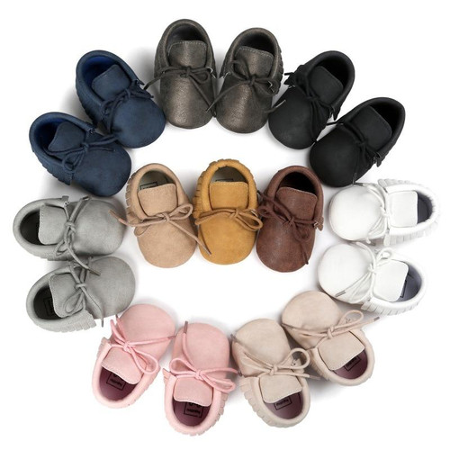 Hot Toddler Shoes 2018 New Autumn/Spring Newborn Boys Girls PU Leather Baby Moccasins Sequin First Walkers Baby Shoes Shoes on Sales, Shoes online, Platform Shoes 0-18M S2 - Joelinks store