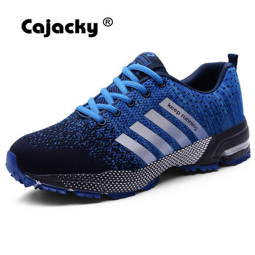 High Quality Men Shoes Plus Size 47 Lightweight Breathable Male Trainers Men Casual Shoes 2018 Autumn Winter Sneakers - Joelinks store
