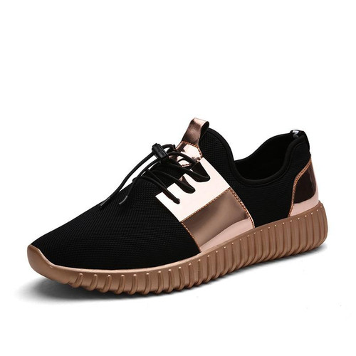 New Fashion Men Casual Shoes men shoes flats sneakers Breathable Mesh lovers Casual shoes Tenis feminino Trainers Men shoes - Joelinks store