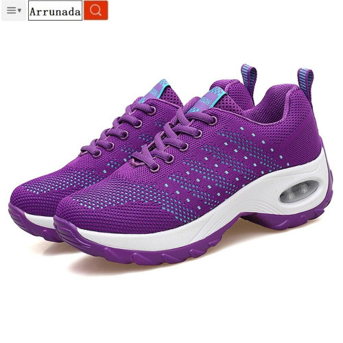 2019 of shoes woman spring casual shoes air mesh sneakers - Joelinks store