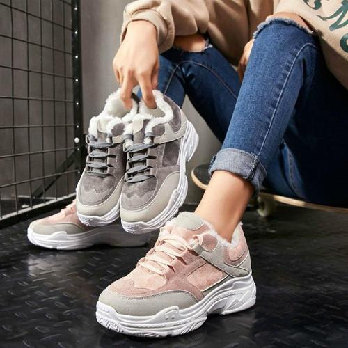 2019 Spring Autumn Women Casual Shoes Comfortable Platform - Joelinks store