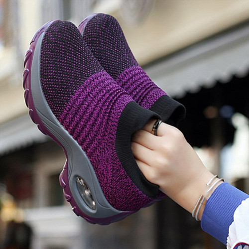 Women Platform Sneakers 2019 Spring ladies - Joelinks store