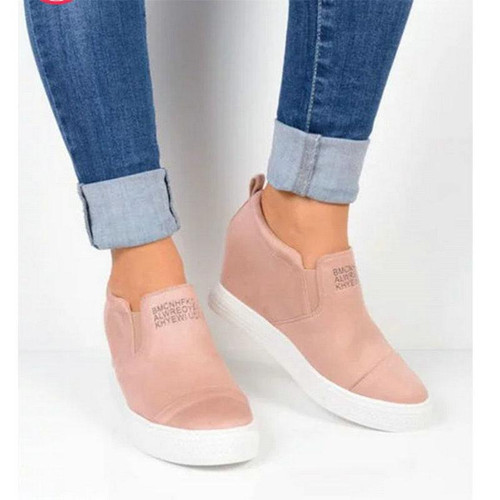 Women Shoes 2019 Spring Autumn Casual Women Flats Platform - Joelinks store