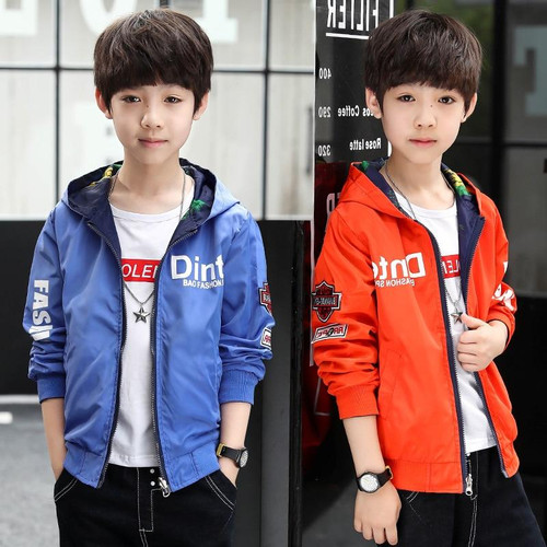 2019 New spring autumn children baby boys girls hoodies kids casual fashion   hoodies sweatshirts high quality fit big boy - Joelinks store