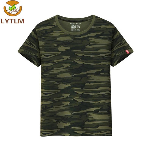 LYTLM Camouflage T-shirt for Children Military Clothing for Kids Girls Clothes 2018 Summer Boys Tops 2018 Kid T Shirts Sportwear - Joelinks store
