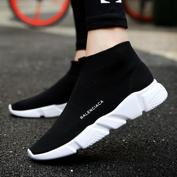 2018 Summer Popular Casual Shoes Woman fashion Flats Female Sapatos femininos Low price Breathable Shoes Zapatillas Mujer Black - Joelinks store