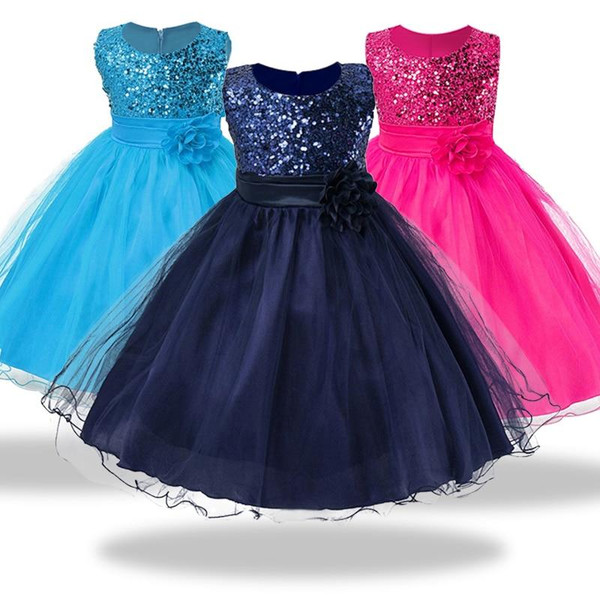 1-14 yrs teenagers Girls Dress Wedding Party Princess Christmas Dresse for girl Party Costume Kids Cotton Party girls Clothing - Joelinks store