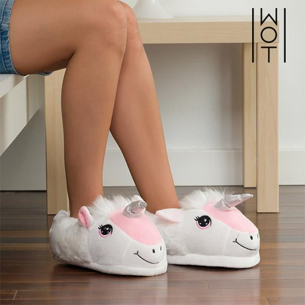 Wagon Trend Unicorn Slippers - Joelinks store