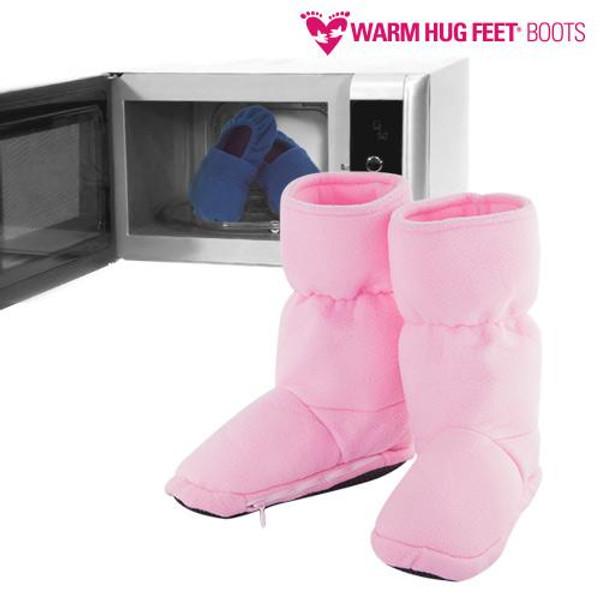 Warm Hug Feet Microwavable Boots - Joelinks store