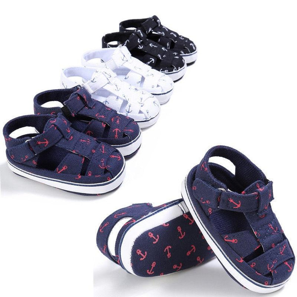 0-18M Baby Infant Kid Boy Girl Soft Sole Crib Toddler Summer Sandals Shoes - Joelinks store