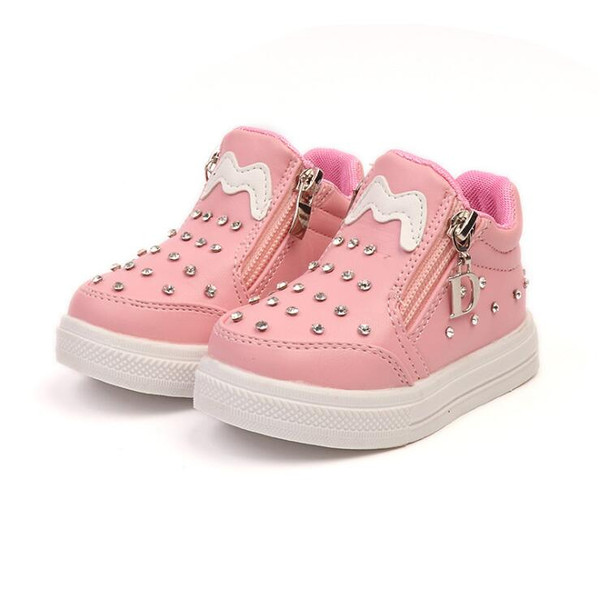 Girls Boots For Children Princess Shoes Spring/Autumn Kids Baby Fashion Boots Student Performance Shoes Girls Soft - Joelinks store