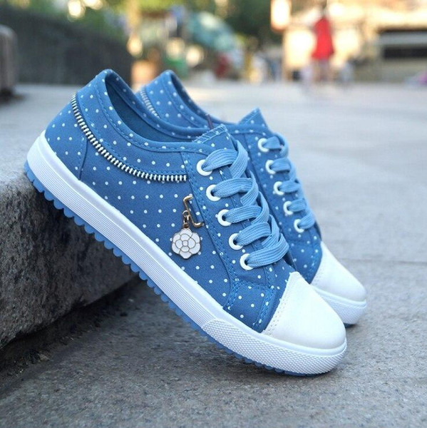 2020 Autumn New Children Canvas Shoes Girls Sneakers Breathable