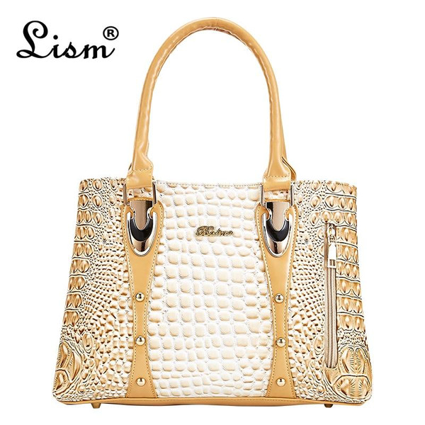 2020 new luxury brand crocodile handbags women bags designer shoulder bag women