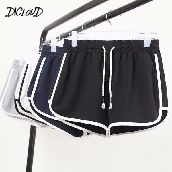 DICLOUD Fashion Summer Casual Shorts Woman