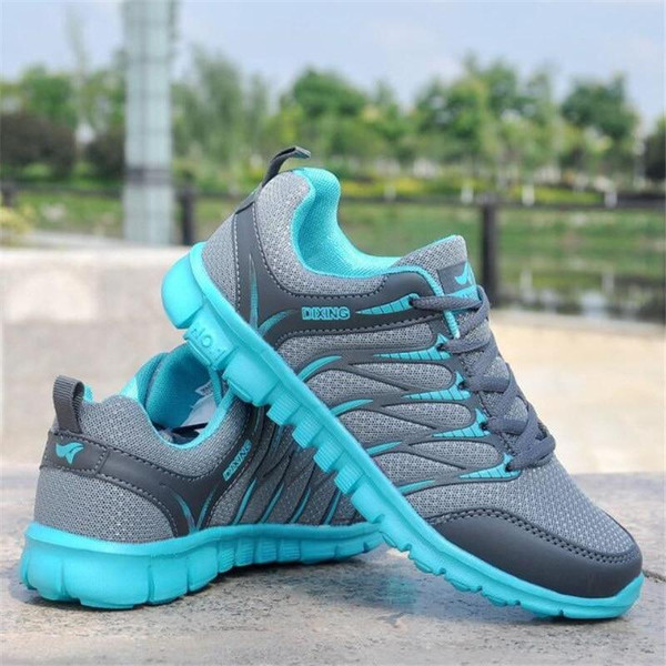 2018 Spring Summer White Sneakers women running shoes trend athletic shoes Girls sport shoes Run trainers Female - Joelinks store