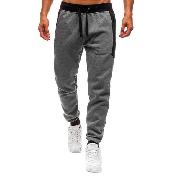 Autumn Men's Joggers Baggy Pants  Casual Trouser