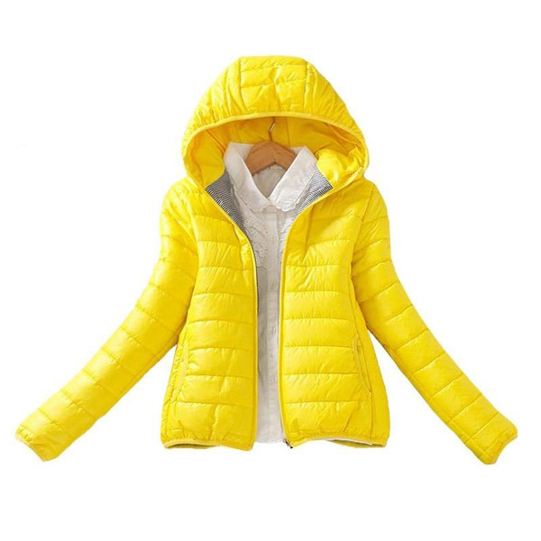 Super warm winter jacket coat ladies women jacket Slim Short padded women