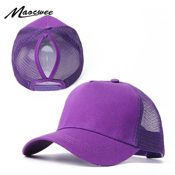 Mesh Spring Summer Outdoor djustable Caps For Men And Women