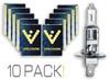 Voltage Automotive H1 55W Standard Headlight Bulb (10 Pack )