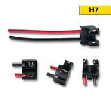 Socket Connector For H7 Headlight Fog Light Bulb