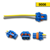 Socket Connector For 9006 HB4 Headlight Fog Light Bulb