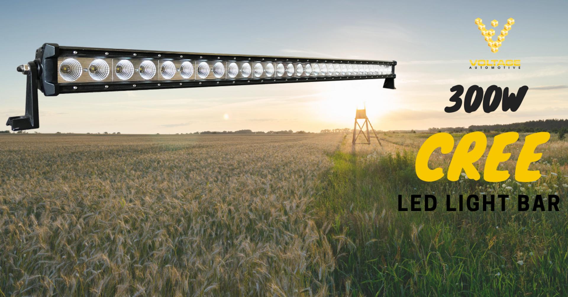 Voltage Automotive LED LIght Bar