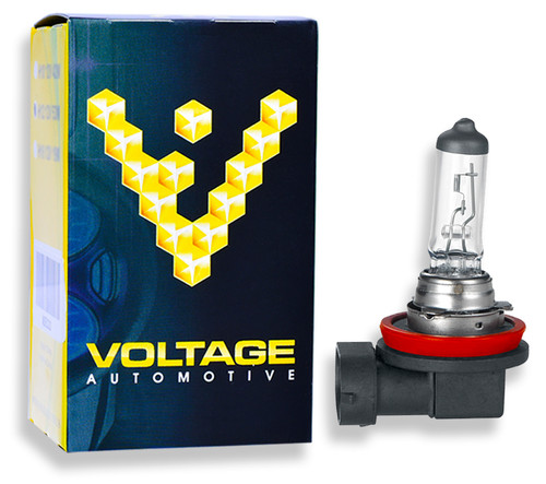 Voltage Automotive H8 12360 Standard Headlight Fog Light Bulb