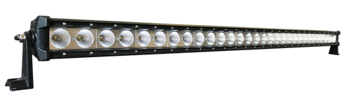 "Voltage Automotive LED Light Bar 55"" Inch CREE Slim Single Row 300W 6000K"