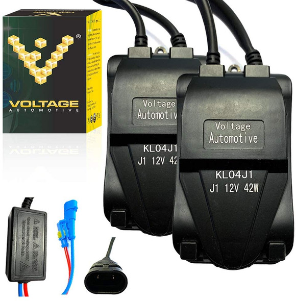 Voltage Automotive HID Canbus Ballast J1 12V 42W (Pair)