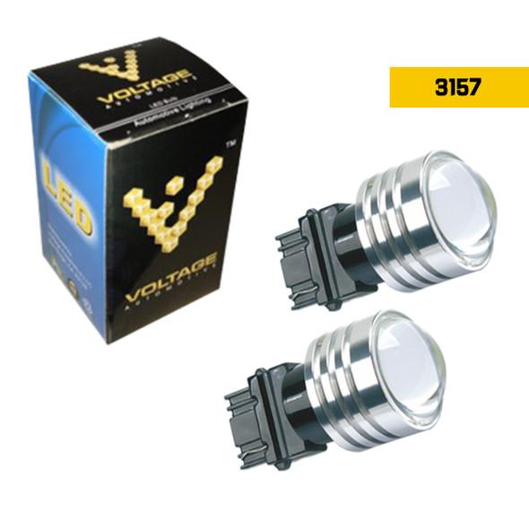 LED 3157 3047 3057 3157 3357 3457 3757 4057 4114 4157  Brake Light Turn Signal Tail Light Side Marker Bulb (Pair)
