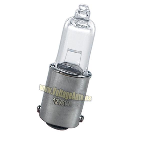 Voltage Automotive H6W 64132 Automotive Light Bulb (Box of 10)