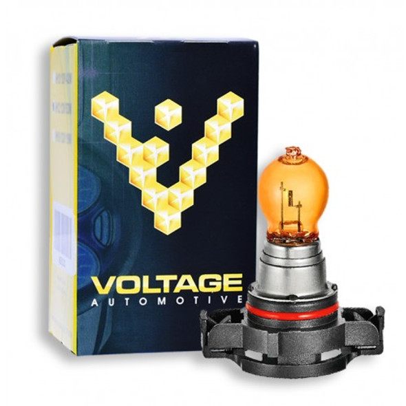 Voltage Automotive PSY24W 12188 Amber Automotive Light Bulb