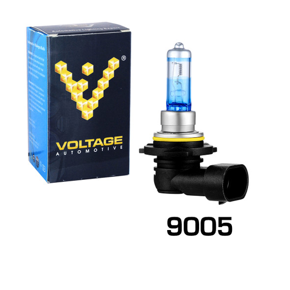 Voltage Automotive 9006 HB4 Night Eagle Headlight Bulb Brighter Upgrade Replacement