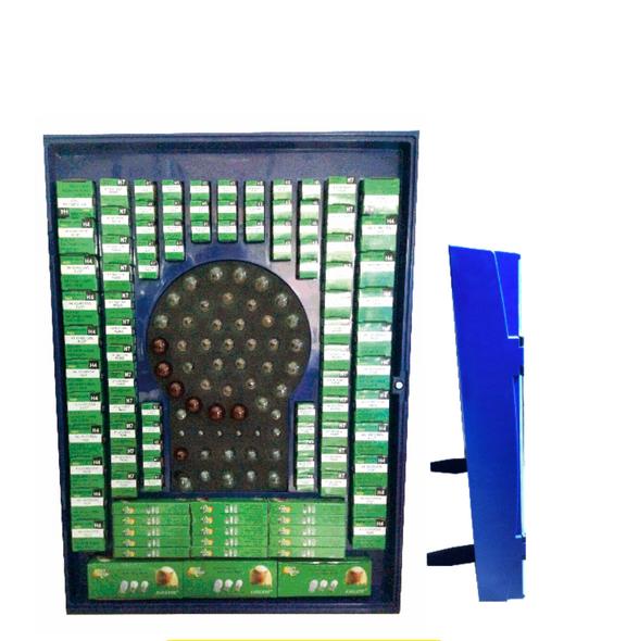 SK200 Automotive Light Bulb Display Case