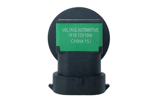 Voltage Automotive H16 4000K White Headlight Fog Light Bulb