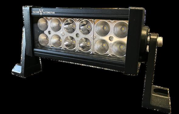 "Voltage Automotive LED Automotive 8"" Inch Flood Light 36W Driving Light Bar 6000K Work Light"