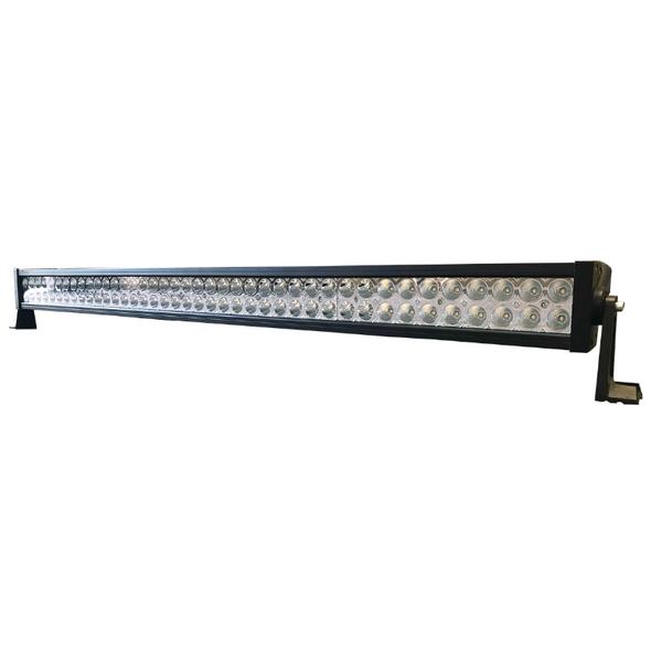 "Voltage Automotive LED Light Bar 42"" Inch 240W 6000K Double Row"