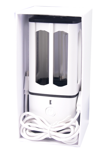 UV Disinfect Light With Ozone Kills Virus Pollution-free Sanitizing
