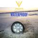 "Voltage Automotive 4"" Inch Round 27W LED Work Light Spot Light Flood Light (2 Pack)"