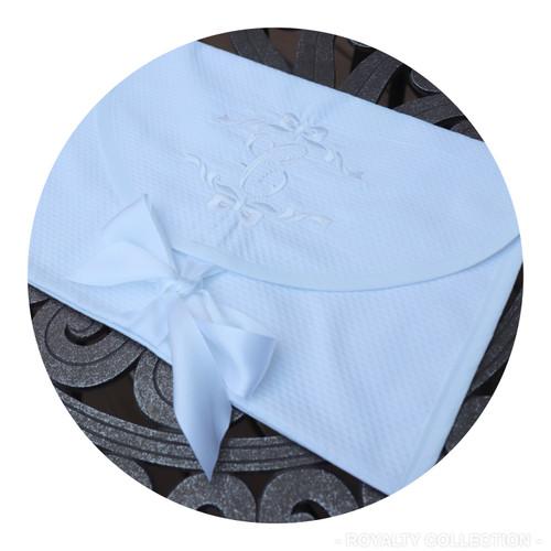 Swiss Cotton Pique  Bags - Large