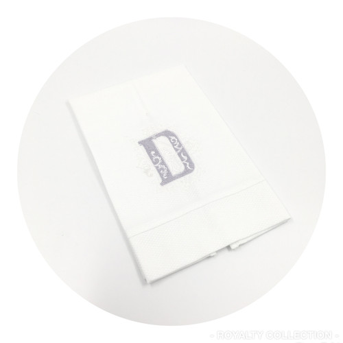 Cotton Pique Guest Towel - No Trim