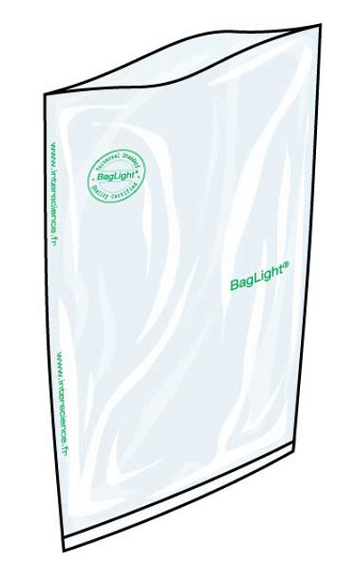 Lab Blender Bags, Box of 250, 3500ml PolySilk, No filter