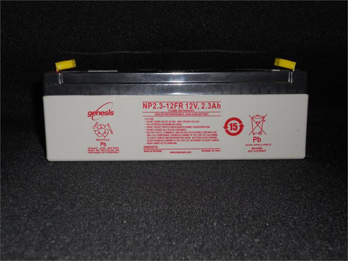 12 Volt Battery for Whitley Workstations
