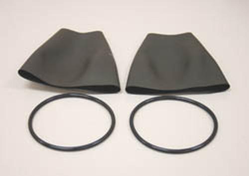 Wrist Seals - Neoprene - Medium (2)