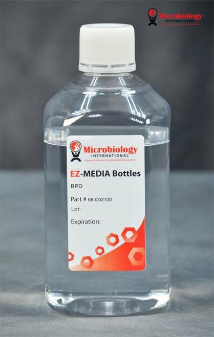 EZ-Media Butterfields Phosphate Diluent (BPD), Bottles 500mL case of 12
