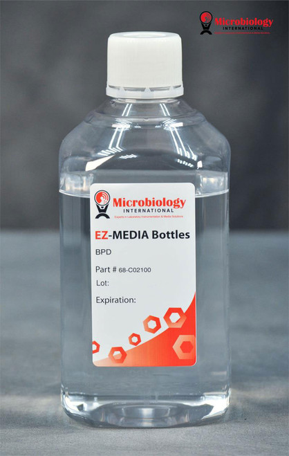 (Temporarily Out of Stock) EZ-Media Butterfields Phosphate Diluent (BPD), Bottles 1L case of 6